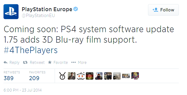 Nome: PlayStation4update.PNG Visite: 44 Dimensione: 69.5 KB