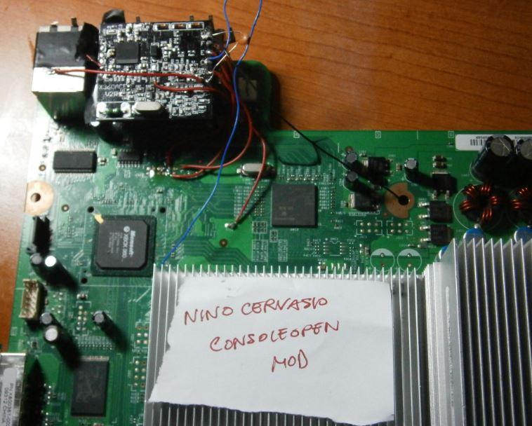 X360Ace v2 su jasper RGH2  Niente male!