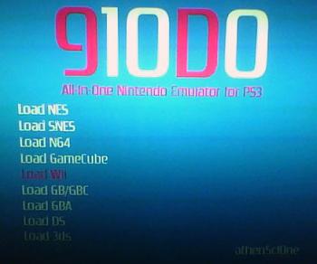 910D0 Beta - All-In-One Nintendo Emulator: [PESCE D'APRILE]-34214-910d0.png