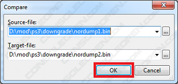 [TUTORIAL] Analisi e validazione dei dump dual NAND e NOR-filecomparenor.png