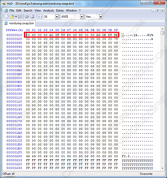 [TUTORIAL] Analisi e validazione dei dump dual NAND e NOR-magheadnor2.png