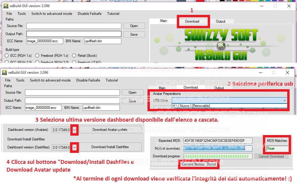 Guida XEBUILDGUI v2.xx & SIMPLE360NANDFLASHER 1.xx BETA di Swizzy-5-downloadxebuildfiles.png