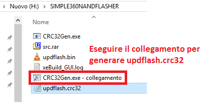 Guida XEBUILDGUI v2.xx & SIMPLE360NANDFLASHER 1.xx BETA di Swizzy-16-2-crc32.png
